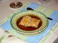 Thukpa (Strudel-Suppe)